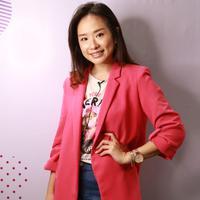 Di Tokopedia x Fimelahood, Wenny Dewanti memberi tips makeup ala cewek-cewek Korea. (Fotografer: Adrian Putra)