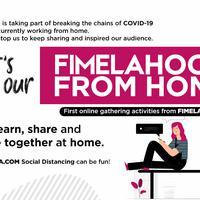 Fimelahood From Home, kegiatan seru untuk mengusir kebosanan saat social distancing.
