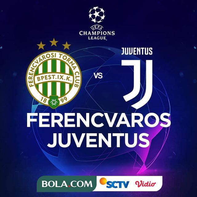 Prediksi Liga Champions Ferencvaros Vs Juventus Ronaldo Bisa Jadi Pembeda Dunia Bola Com