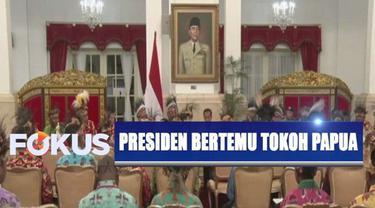 Dalam pertemuan tersebut para tokoh Papua dan Papua Barat menyampaikan sejumlah permintaan kepada pemerintah pusat.