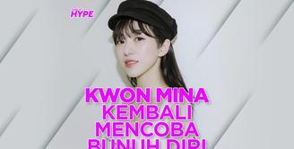 Kwon Mina kembali melakukan percobaan bunuh diri. Bagaimana info selengkapnya? Yuk, kita cek video di atas!