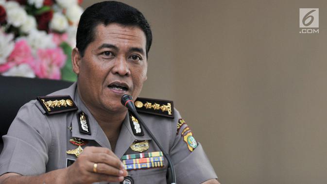 Kabid Humas Polda Metro Jaya Kombes Argo Yuwono (Liputan6.com/Yoppy Renato)