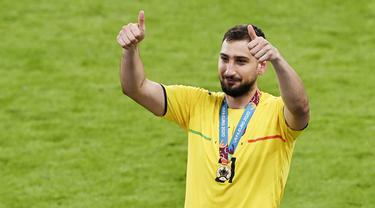 Foto Piala Eropa: Daftar Peraih Penghargaan dan Pencetak Rekor di Euro 2020
