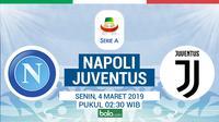 Serie A: Napoli Vs Juventus (Bola.com/Adreanus Titus)