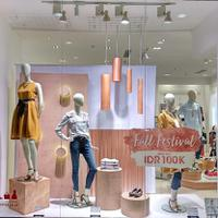 Fashion untuk perempuan aktif. (Foto: Dok. Minimal)