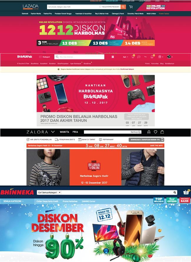 Situs toko online yang memanjakanmu untuk berbelanja di harbolnas/copyright iPrcie.co.id