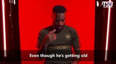Berita Video Melihat Lagi Gol-Gol Arsenal di Liga Europa Bersama Alexandre Lacazette