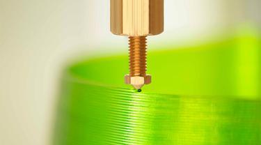 Teknologi cetak 3D untuk luminer merupakan inovasi yang revolusioner di bidang pencahayaan dari Signify.
