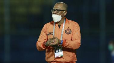 Persija Jakarta vs Bhayangkara Solo FC