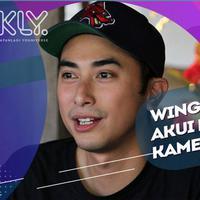 Telah Lama Vakum Bermain Film, Wingky Wiryawan Akui Kaku di Depan Kamera