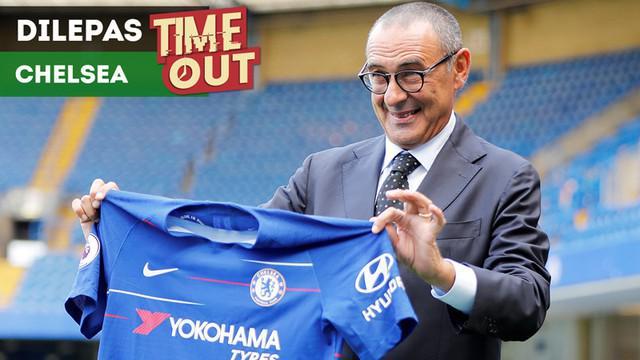 Berita video Time Out kali ini tentang sejumlah pemain yang diprediksi akan dilepas Chelsea pada bursa transfer musim panas 2018.