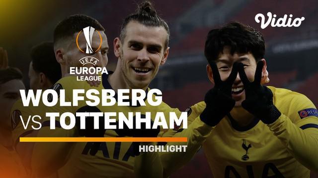 Berita video gol-gol yang tercipta pada pertandingan leg I babak 32 Besar Liga Europa 2020/2021 antara Wolfsberger AC melawan Tottenham Hotspur yang berakhir dengan skor 1-4, Jumat (19/2/2021) dinihari WIB.