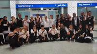 Petugas PPIH Daerah Kerja Bandara Jeddah-Madinah. MCH