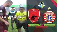 Berita video highlights Gojek Liga 1 2018 bersama Bukalapak antara PSM Makassar melawan Persija Jakarta yang berakhir dengan skor 2-2, Jumat (16/11/2018).