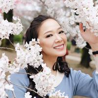 Yuanita Christiani bulan madu ke Jepang (Instagram/yuanitachrist)