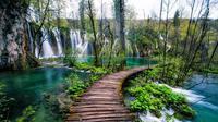Taman Nasional Plitvice Lakes, Kroasia. (Quiet Corner)