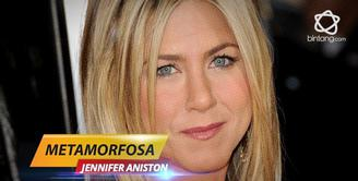 Seperti apa perubahan wajah Jennifer Aniston dari masa ke masa?