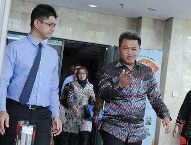 20161220- KPPU Gandeng KPK- Syarkawi Rauf- Laode M Syarif-Jakarta- Helmi Afandi