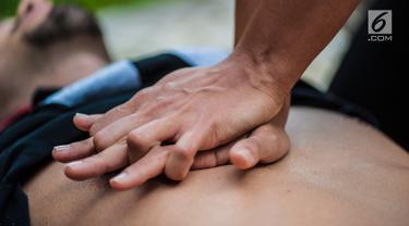 Pertolongan CPR