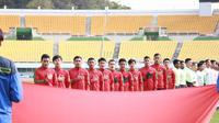 Timnas Indonesia U-19 vs Brunei Darussalam. (Dokumentasi PSSI)