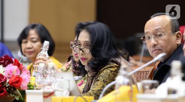 Bahas Kelanjutan RUU P-KS, Menteri PPPA Raker Dengan Komisi  VIII DPR