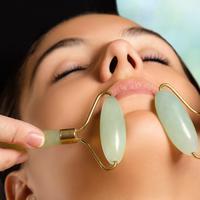 Jade roller. (Foto: shutterstock.com By karelnoppe)