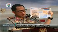Menurut Kapolri Tito Karnavian, Jokowi memerintahkan agar kepolisian segera menuntaskan  kasus teror terhadap Novel Baswedan.