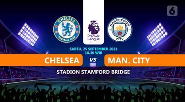 Prediksi Chelsea vs Manchester City