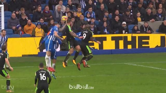 Berita video highlights Premier League antara Brighton & Hove Vs Bournemouth 2-2. This video is presented by Ballball.