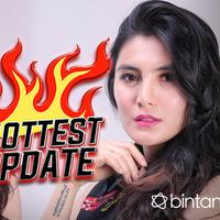 HL Hottest Update Angela Lee (Fotografer: Adrian Putra/Bintang.com)