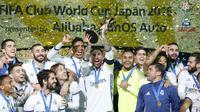 Real Madrid diyakini dapatkan kiper tangguh Chelsea musim depan ( Reuters / Kim Kyung-Hoon )