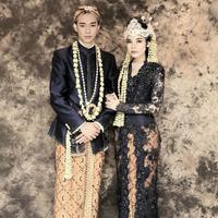 Rossa dan Kim Soo Hyun (Instagram/itsrossa)