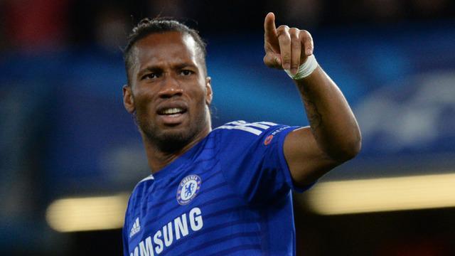 Didier Drogba striker Pantai Gading yang pernah membela Chelsea disambut jeritan histeris suporter klub Montreal Impact di Kanada.