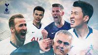 Tottenham Hotspurs (Bola.com/Adreanus Titus)