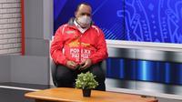 Wakil Menteri PUPR John Wempi Wetipo menjelaskan, Kementerian PUPR berupaya menjamin kesiapan infrastruktur PON XX Papua meskipun sempat terhambat oleh kondisi pandemi. (Dok Kementerian PUPR)