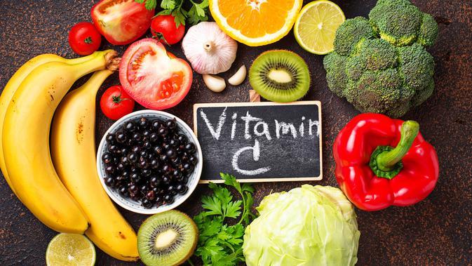 5 Manfaat Vitamin C bagi Pria, Perhatikan Anjuran Pakai dan Efek Samping -  Ragam Bola.com