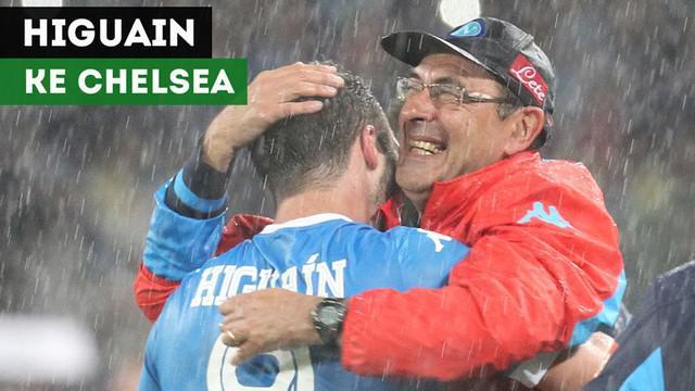 Berita video Gonzalo Higuain resmi hengkang ke Chelsea dengan status pemain pinjaman dari Juventus.