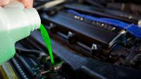 Radiator coolant pada mobil bekas, bolehkah?