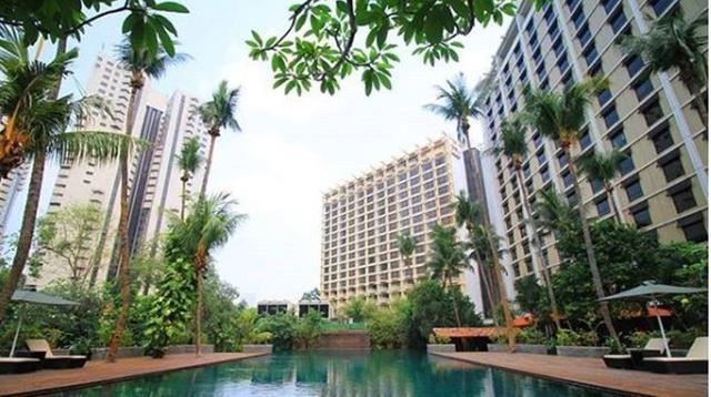 Hotel Sultan jadi tempat Debat Capres Jilid 2, 17 Februari 2019. (dok.Instagram @thesultanhoteljkt/https://www.instagram.com/p/BmelOlaFwuq/Henry