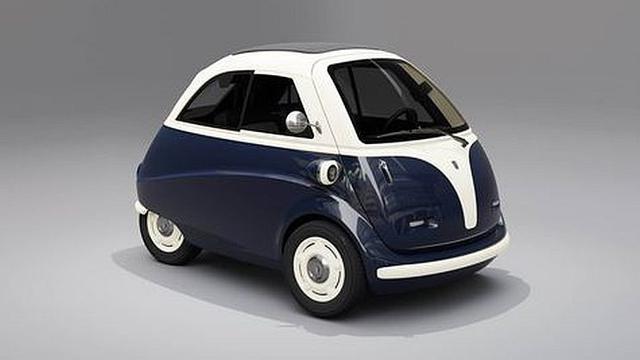 Mobil Listrik Mungil Ini Dijual Murah Intip Spesifikasinya Otomotif Liputan6 Com