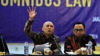 Menteri Koperasi dan Usaha Kecil Menengah (UKM) Teten Masduki, di acara Ngetem X KUMKM, di Gedung SMESCO Indonesia, Jakarta, Senin (9/3/2020).