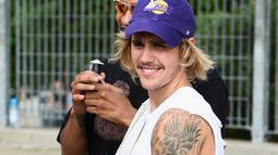 Dikabarkan Justin ingin mendapatkan dual kewarganegraan. (THEO WARGO / GETTY IMAGES NORTH AMERICA / AFP)