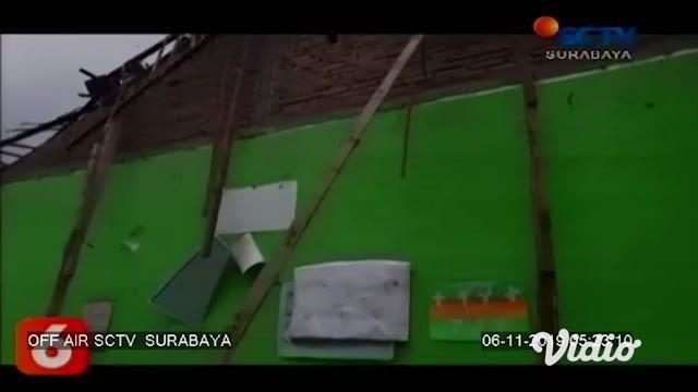 Pemerintah Kabupaten Nganjuk, Jawa Timur, berjanji akan segera membenahi atap ruang kelas di SDN 1 Babatan, Kabupaten Nganjuk, yang runtuh, sehingga bisa secepatnya dimanfaatkan untuk kegiatan belajar mengajar.
