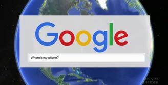 Cara baru dari Google untuk menemukan Hp kamu yang hilang.