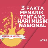 3 Fakta Menarik Tentang Hari Musik Nasional
