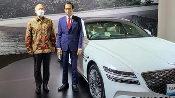 Genesis G80 Jadi Kendaraan Resmi KTT G20 2022