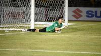 Kiper Timnas Vietnam di Piala AFF 2018, Dang Van Lam. (Bola.com/Dok. AFF Suzuki Cup)