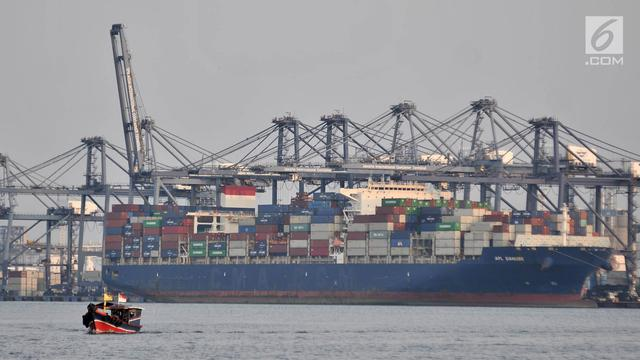 Pertumbuhan Ekspor Kuartal III 2018 Menurun