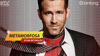 Metamorfosa Ryan Reynolds. (DI: Nurman Abdul Hakim/Bintang.com)