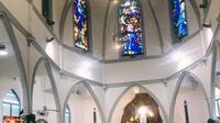 Church of Our Lady of Lourdes, gereja Katolik di kawasan Bugis, Singapura. (Liputan6.com/ Benedikta Miranti T.V)